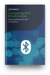 Comparing RTLS technologies